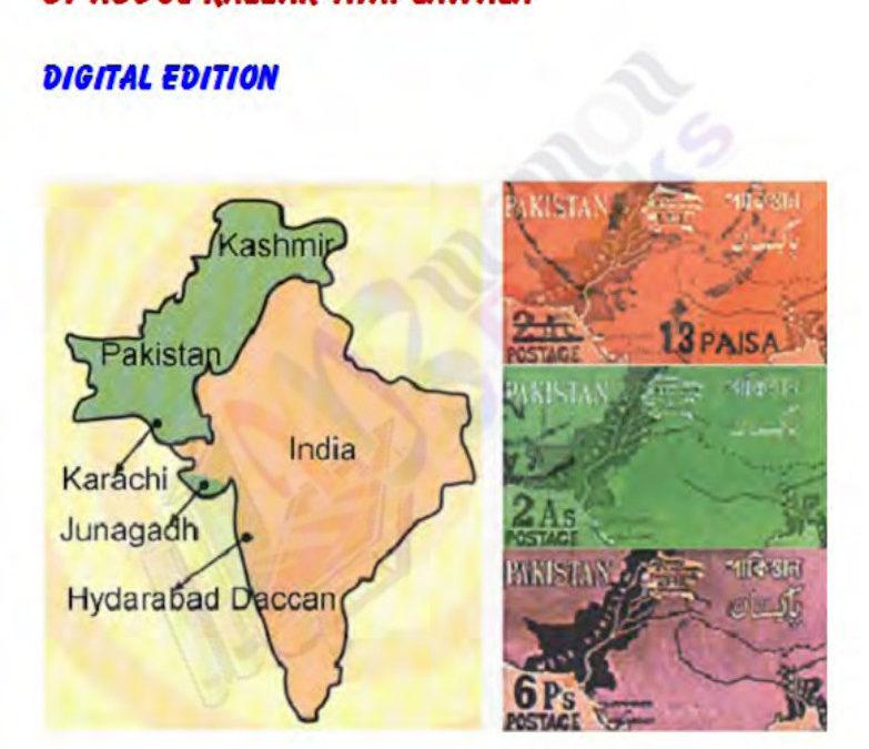 ILLEGAL OCCUPATION OF JUNAGADH A PAKISTANI TERRITORY