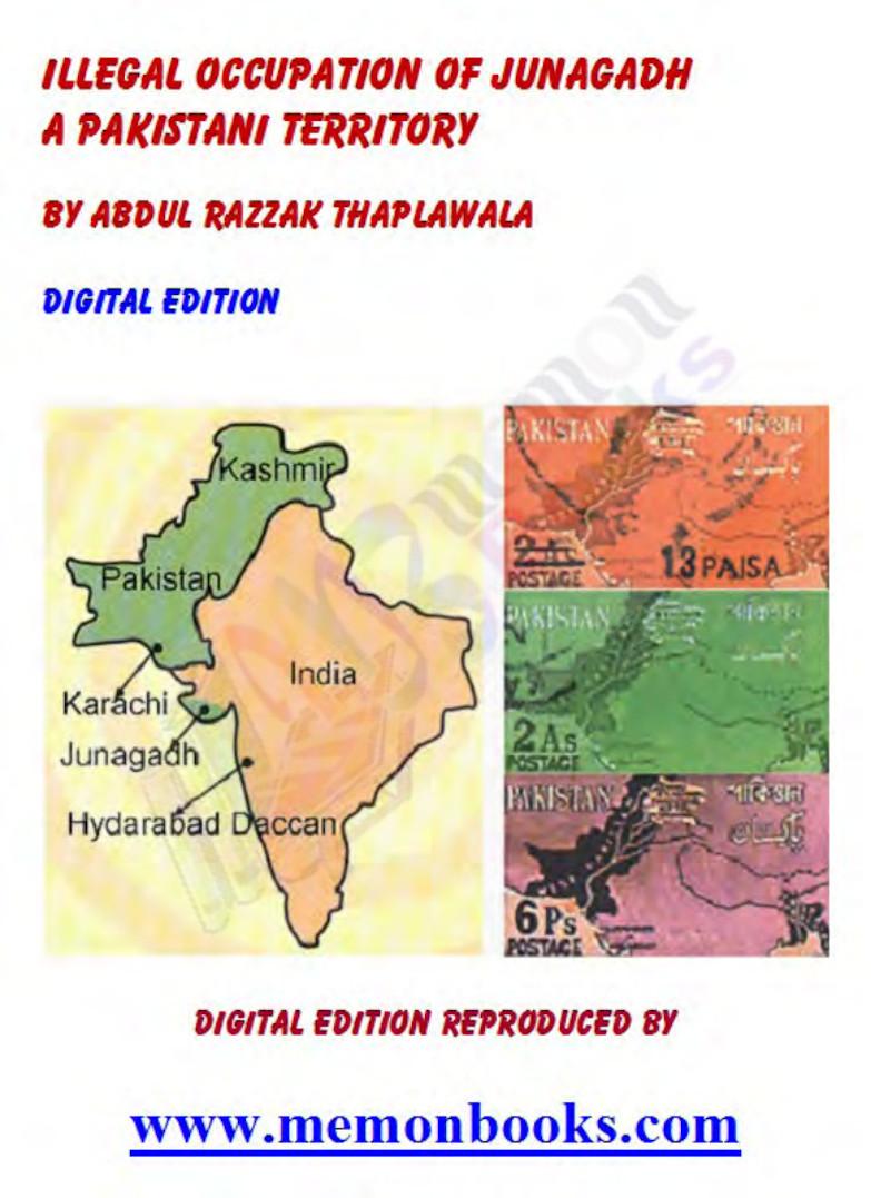 Illegal Occupation of Junagadh